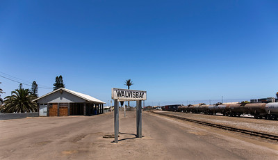 Walvis Bay Railway Station