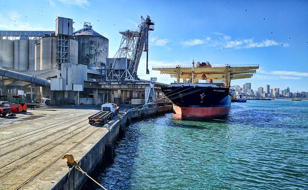 Durban Docks