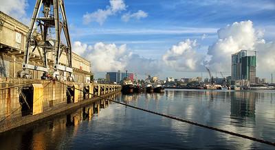 Dar es Salaam Dock