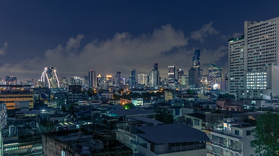 Bangkok Night Views