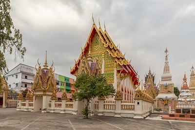 Wat Yot Kaeo Siwichai-Mukdahan