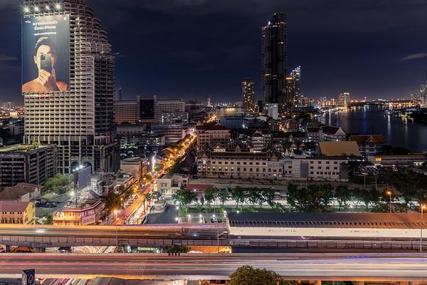 Bangkok cityscapes