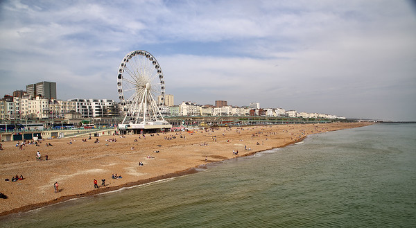 Brighton Pier and Seafront