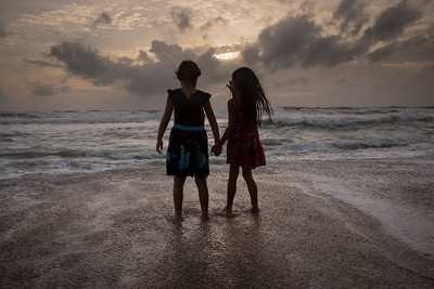 Stormy weather on Bangtao Beach