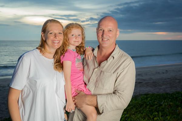 Van der Klink Family