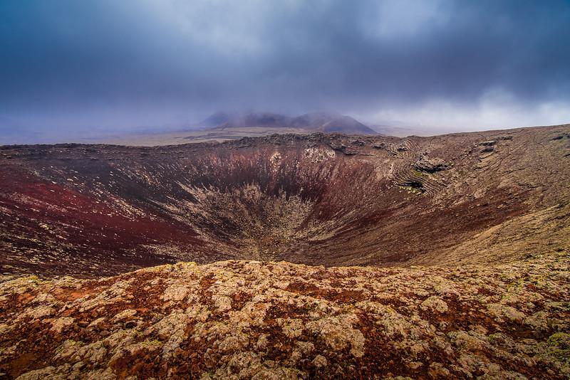 Volcán Calderón Hondo