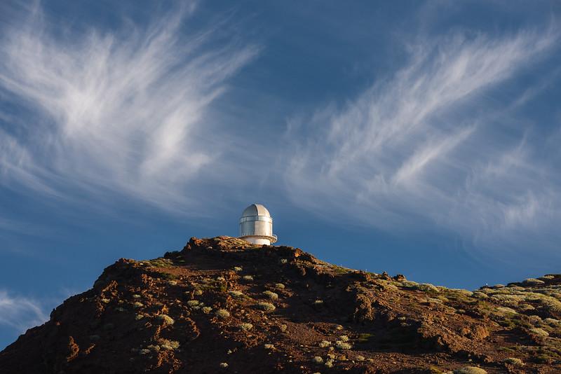 Roque de Los Muchachos