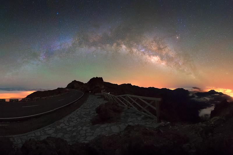 Mirador de Los Andenes
