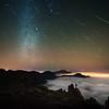 Lluvia de estrellas de las Gemínidas
