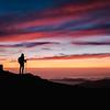 Atardecer en el Parque Nacional Caldera de Taburiente