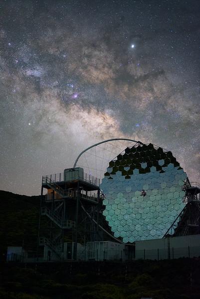 Telescopio LST-1
