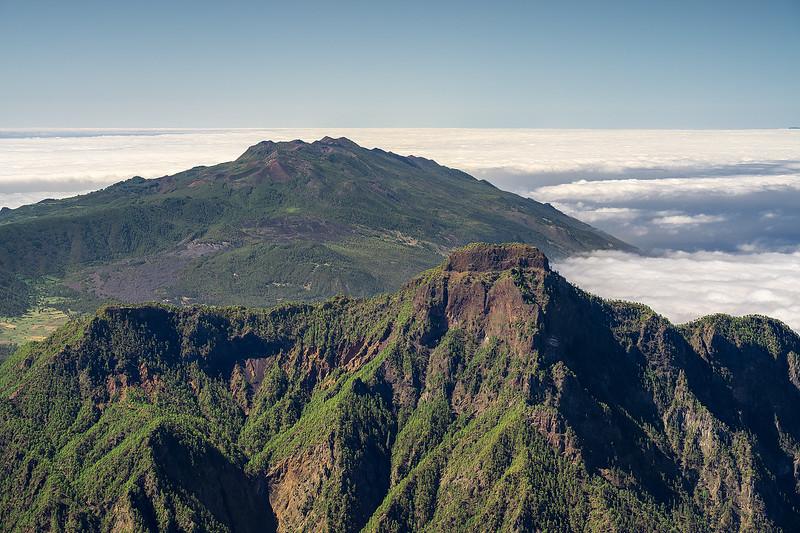 Pico Bejenado y Ruta de Los Volcanes
