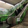 Promo turistica en el Metro de Madrid, Gran Via