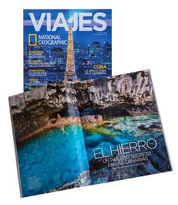 Reportaje de El Hierro, en La Revista Viajes de National Geographic