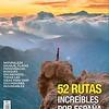 """Portada y fotos del especial de la revista """"Hola Viajes"""""""