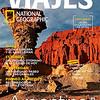 """Portada y reportaje de Argentina en la revista """"Viajes Natioanal Geographic"""""""