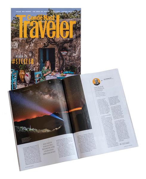 """Reportaje de La Palma en la revista """"Conde Nast Traveler"""""""