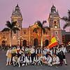 Agrupación Folklorica Echentive, Peru 2010