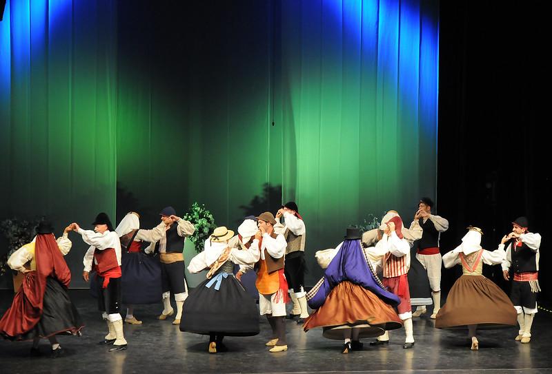 Agrupación Folklorica Echentive. Hungria 2012