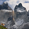 Parque Nacional de Torres del Paine. Patagonia Chilena.