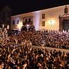Acrobatas, Fiestas Lustrales de La Bajada de La Virgen 2015