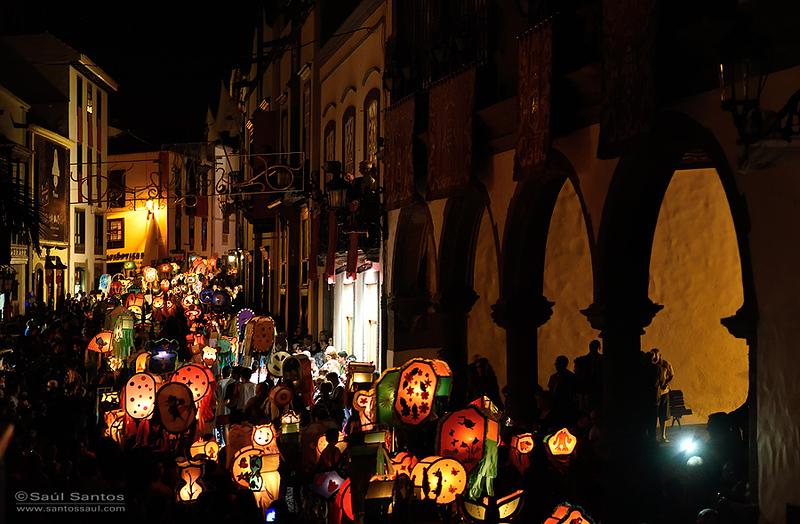 Fiestas Lustrales de La Bajada de La Virgen 2015