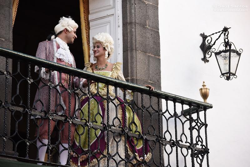 Festival del Siglo XVIII, Minue Aires en Re, Fiestas Lustrales de La Bajada de La Virgen 2015