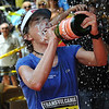 Nuria Picas, 2ª Clasificada, Salomon Nature Trails ultramaraton Trnasvulcania 2012