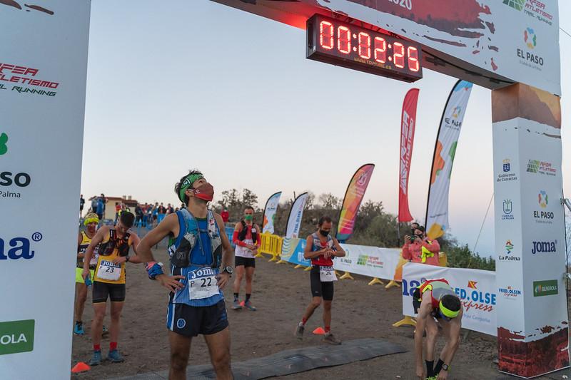 Campeonato de España de Trail Running 2020