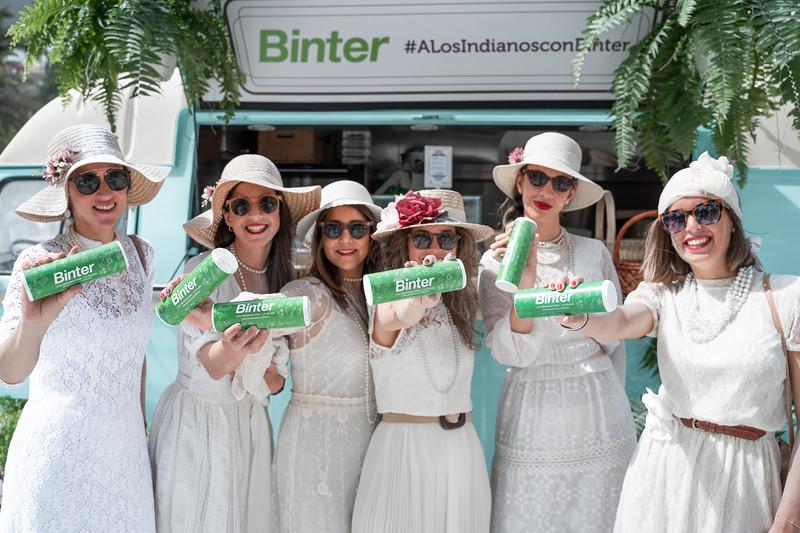 Binter - Indianos 2020