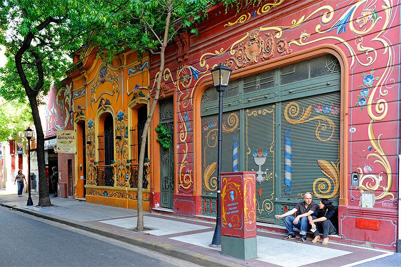 Abastos,Buenos Aires. Argentina