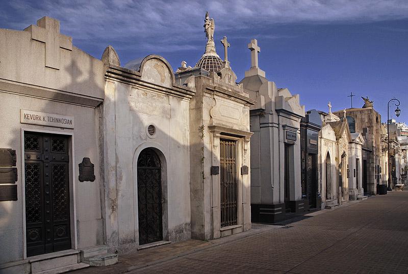 Cementario de Recoleta, Buenos Aires. Argentina