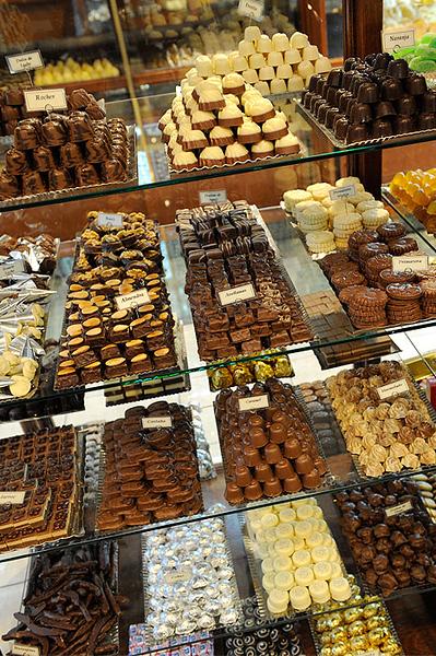 Chocolates, Confiteria, Buenos Aires. Argentina