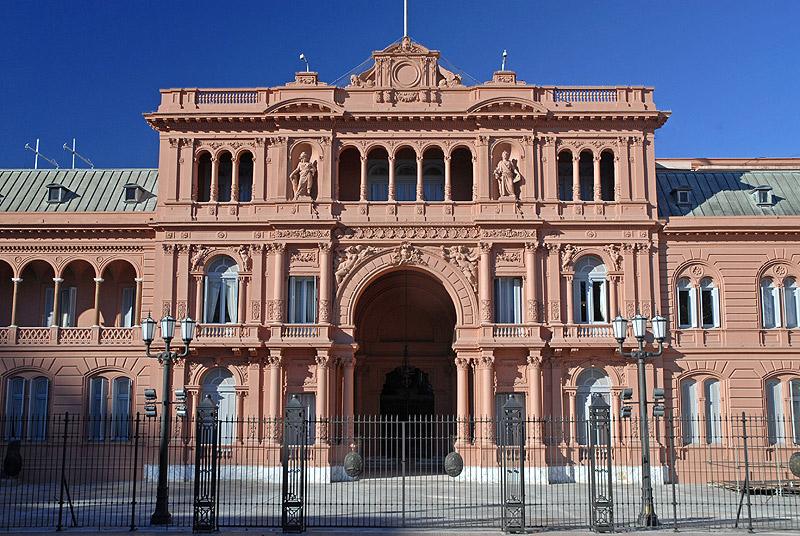 Casa Rosada, Buenos Aires. Argentina