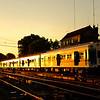Tren del Oeste,  Sarmiento, Buenos Aires. Argentina