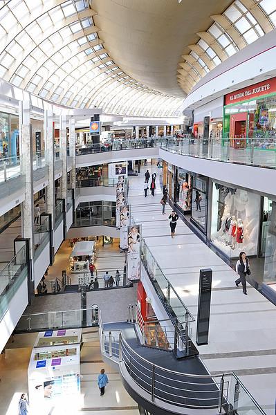 Centro comercial Alto PalermoBuenos Aires. Argentina
