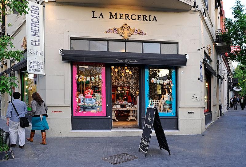 Merceria, Palermo, Buenos Aires. Argentina