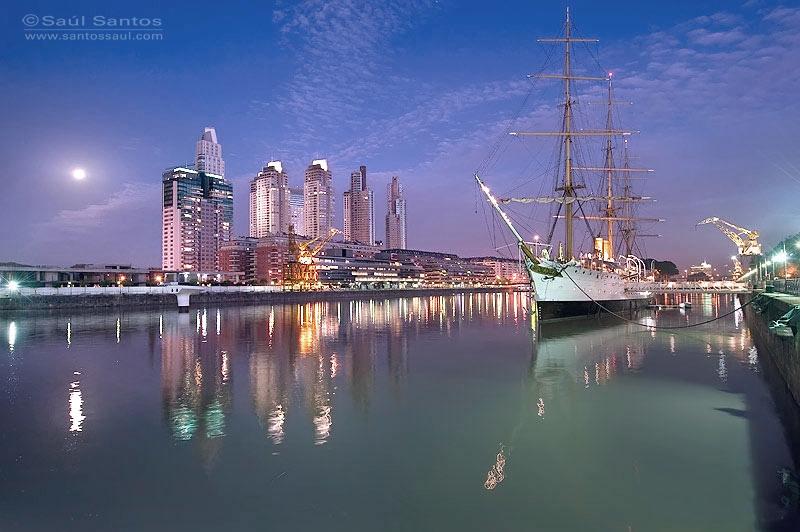 Puerto Madero, Buenos Aires. Argentina