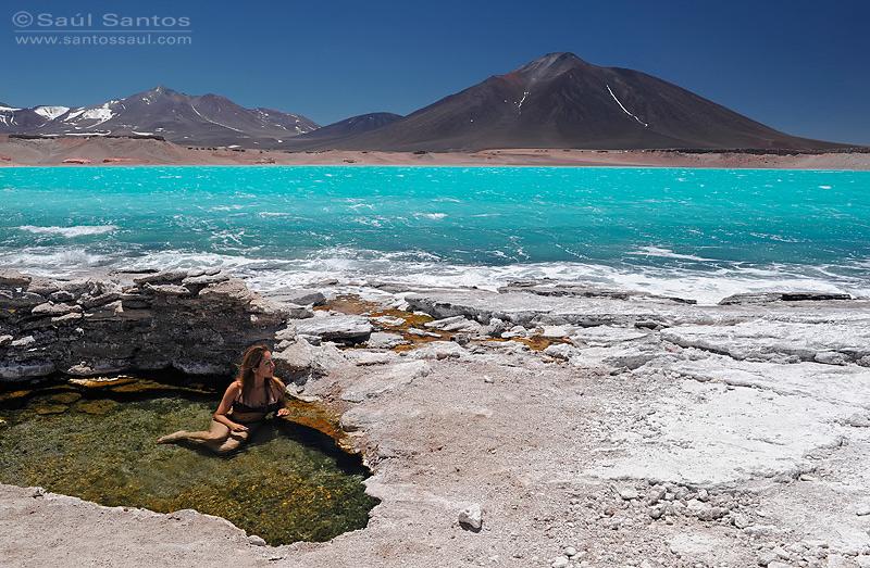 Laguna Verde, Desierto de Atacama