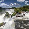 Salto Mbigua, Cataratas de Iguazu - Iguazu Falls