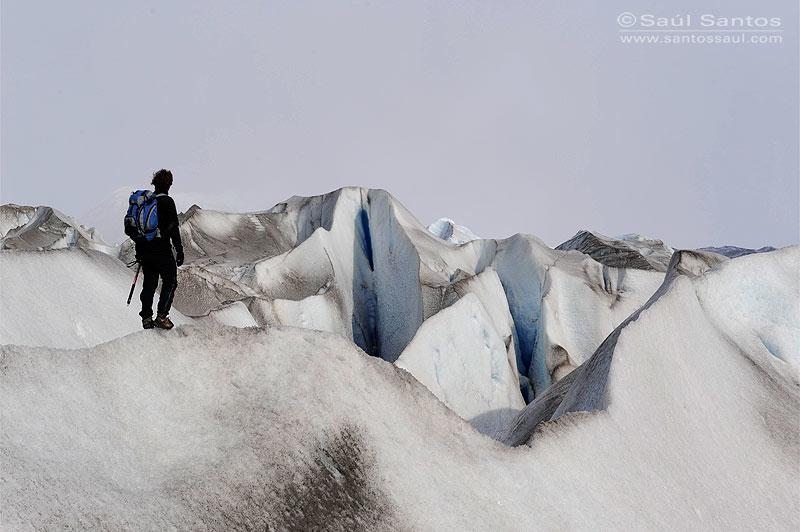 Glaciar Vidma, Parque Nacional de Los Glaciares, Patagonia Argentina.