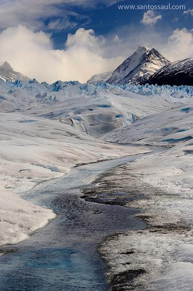 Parque Nacional de Los Glaciares, Patagonia Argentina.