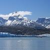 Glaciar Upsala, Lago Argentino, Parque Nacional  de Los Glaciares. Pagagonia Argentina