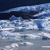 Bahia Onelli y Glaciar Onelli, Parque Nacional de Los Glaciares. Pagagonia Argentina
