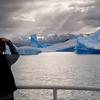 Lago Argentino, Parque Nacional de Los Glaciares, Patagonia Argentina.