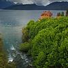 Villa Traful,  Parque Nacional Nahue Huapi Region de Los Lagos. Patagonia Argentina