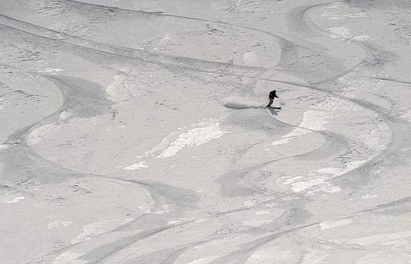 Valle del Glaciar Martial, Ushuaia, Tierra del Fuego, Patagonia. Argentina