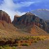 Camino San Antonio de los Cobres, Salta, Argentina. Altiplano Andino