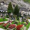 Cementerio de Salzburgo. Austria
