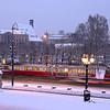 Viena en Invierno. Austria